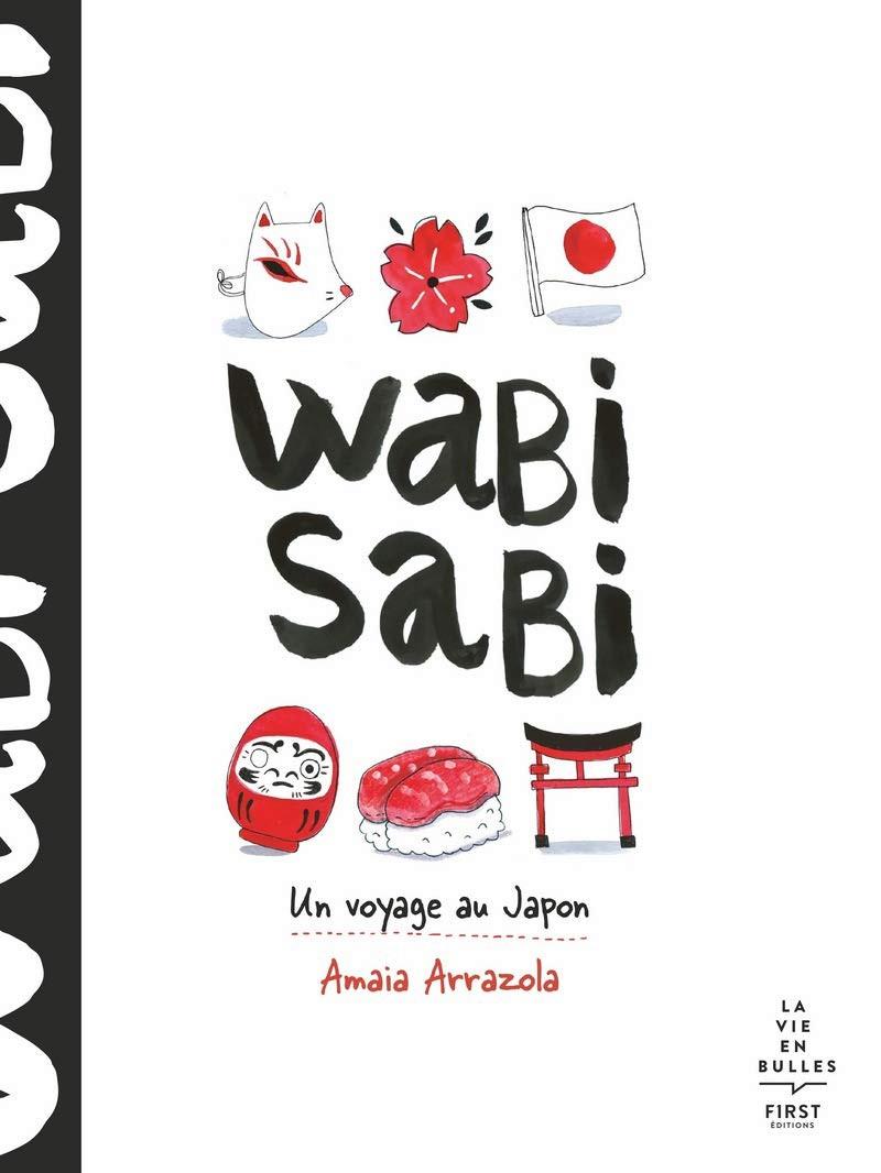 Couverture de Wabi Sabi - Un voyage au Japon