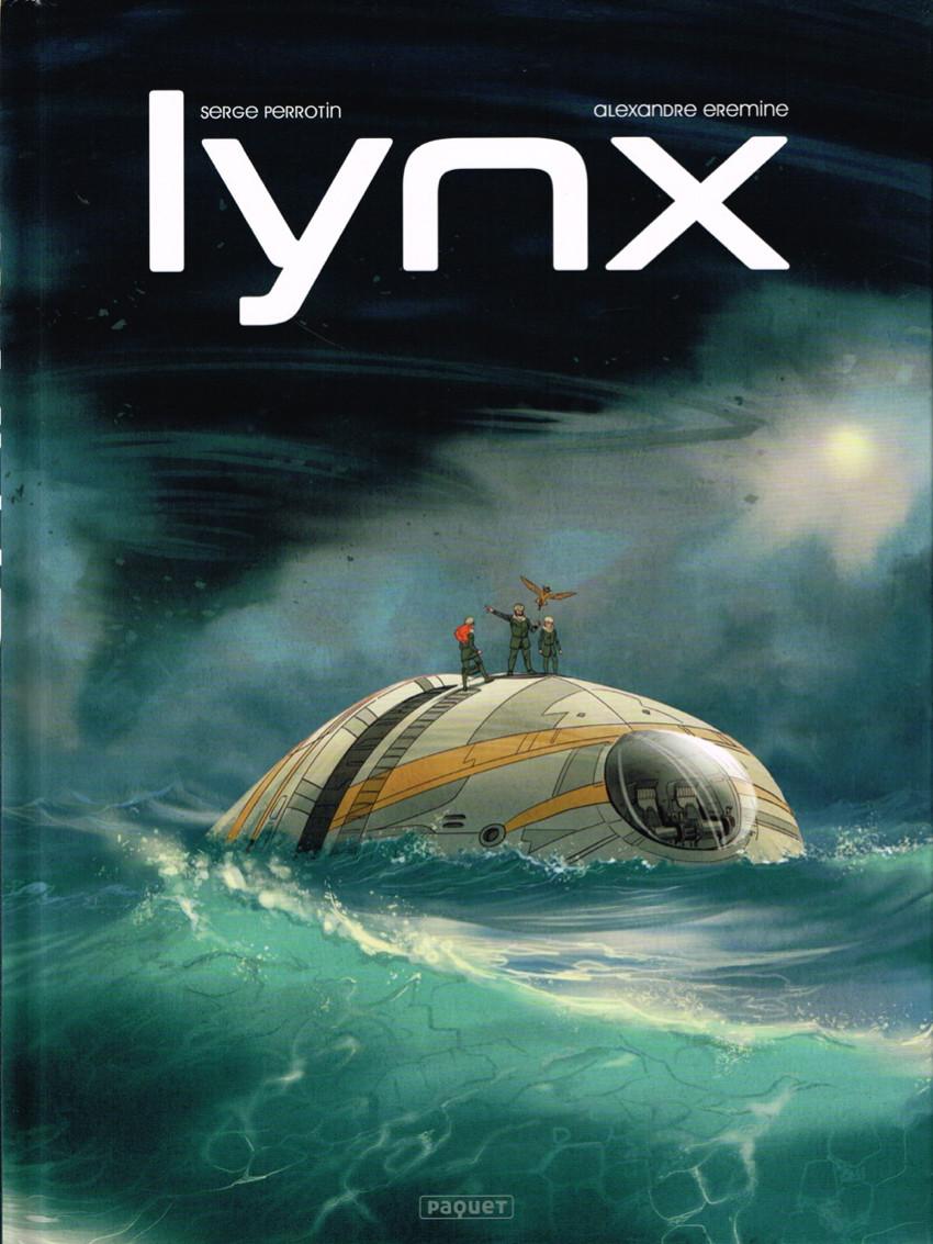 Couverture de Lynx -1- Tome 1