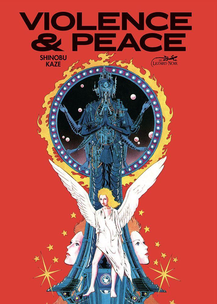 Couverture de Violence & Peace