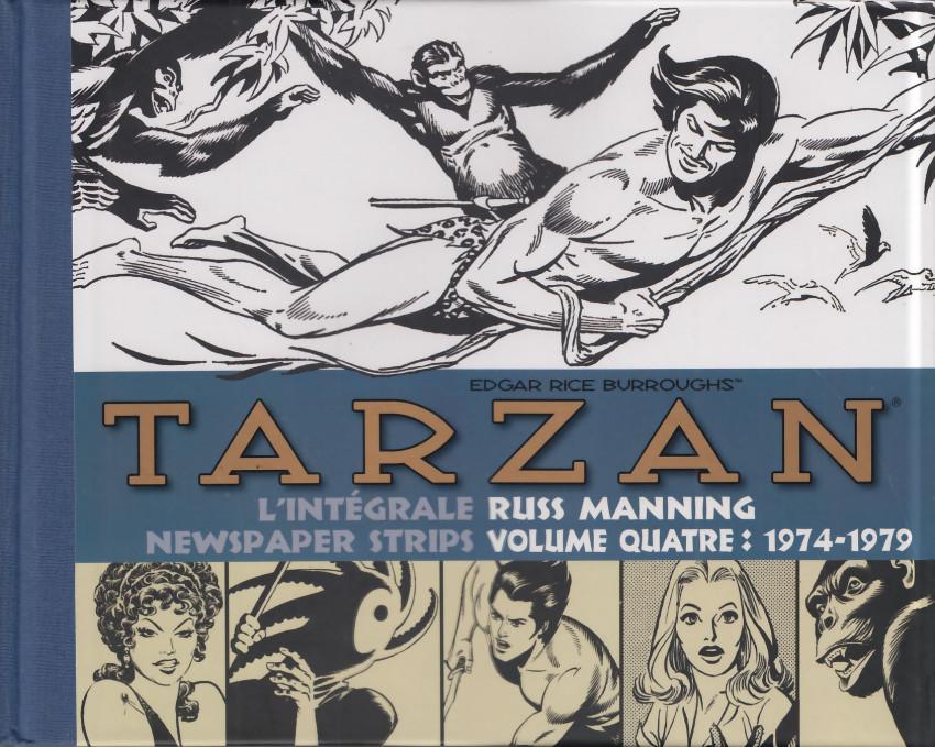 Tarzan par Russ Manning : réédition - Page 2 Couv_394776