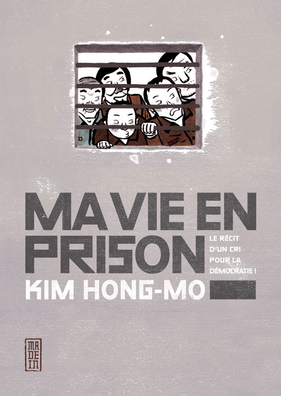 Couverture de Ma vie en prison - Ma Vie en Prison