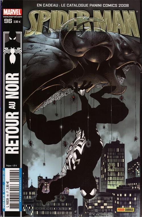 Couverture de Spider-Man (Marvel France 2e série - 2000) -96- Galerie de monstres