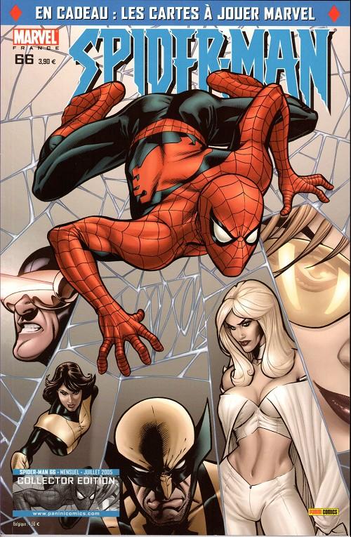 Couverture de Spider-Man (Marvel France 2e série - 2000) -66Col- Un garçon en or