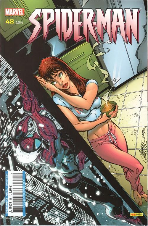 Couverture de Spider-Man (Marvel France 2e série - 2000) -48- Les règles du jeu (2)