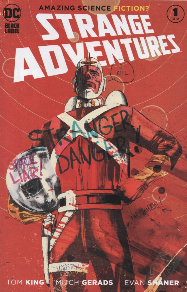 Strange Adventures (DC Comics - 2020) -1- They floated above the ...