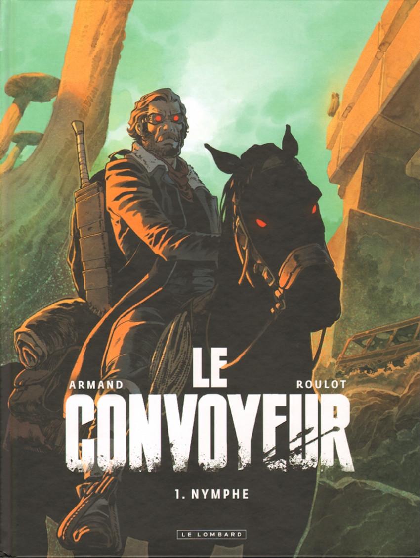 Le Convoyeur #1 - Nymphe