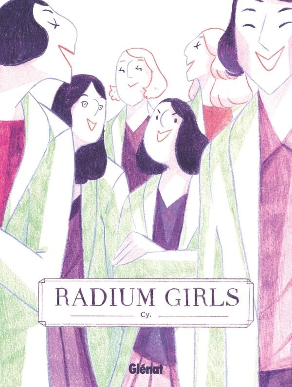 Couverture de Radium Girls - Radium girls