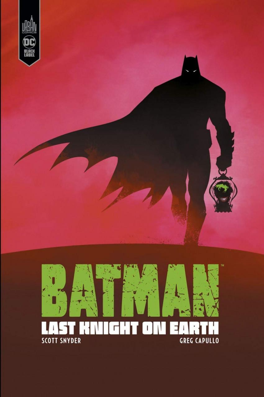 Couverture de Batman : Last Knight on Earth - Last Knight on Earth