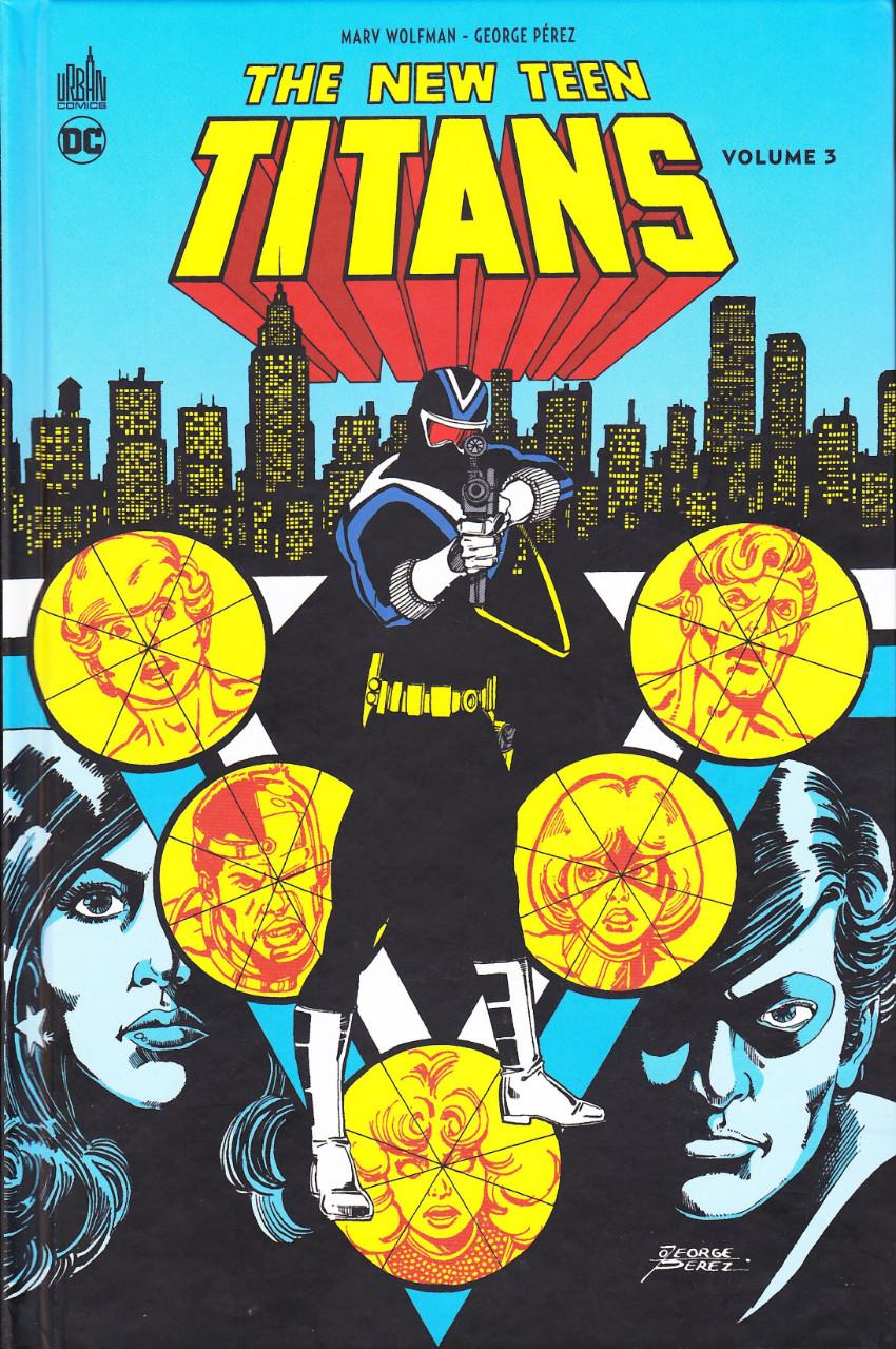 Couverture de The new Teen Titans -3- Volume 3