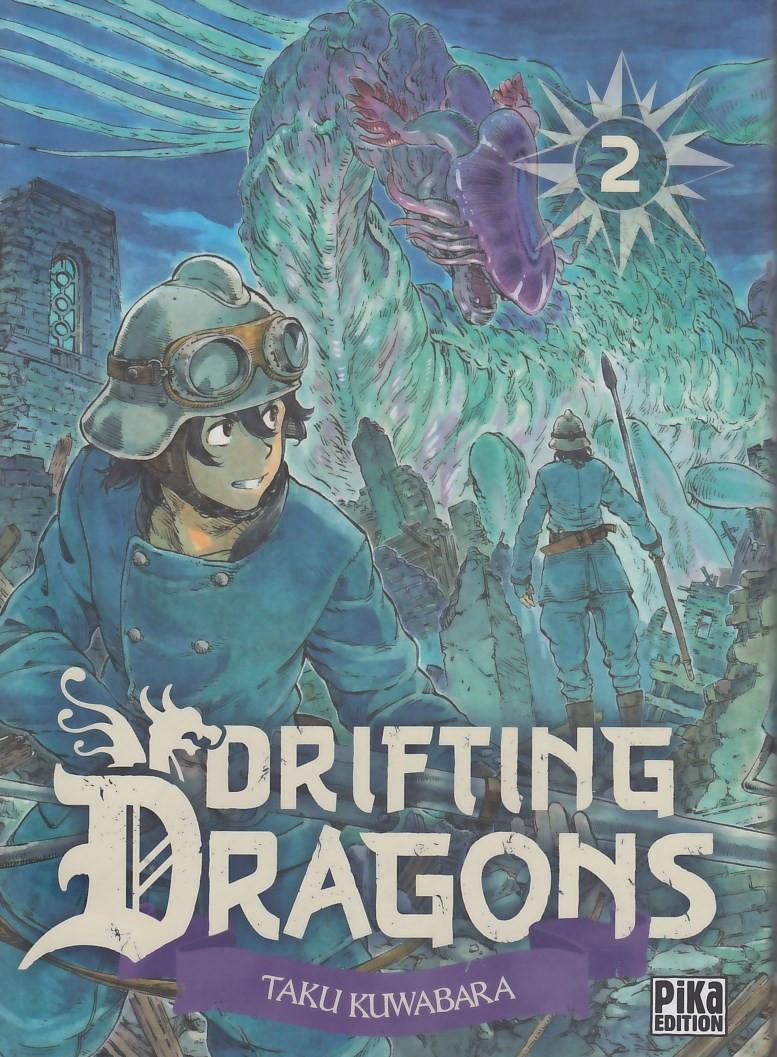 Couverture de Drifting Dragons -2- Tome 2