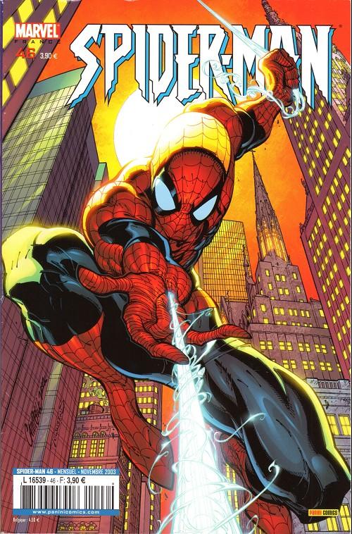 Couverture de Spider-Man (Marvel France 2e série - 2000) -46- Tandem