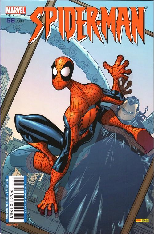 Couverture de Spider-Man (Marvel France 2e série - 2000) -56- Compte à rebours (2)