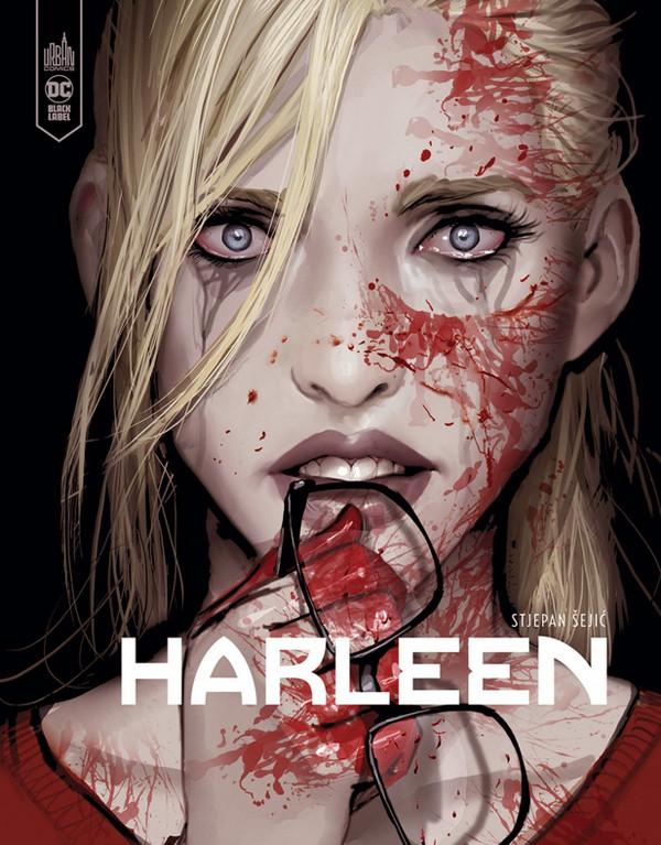Couverture de Harleen (Urban Comics) - Harleen