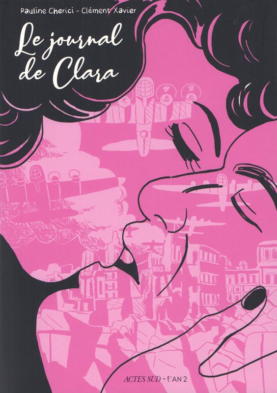 Couverture de Le journal de Clara