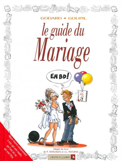 Couverture de Le guide -22- Le guide du mariage