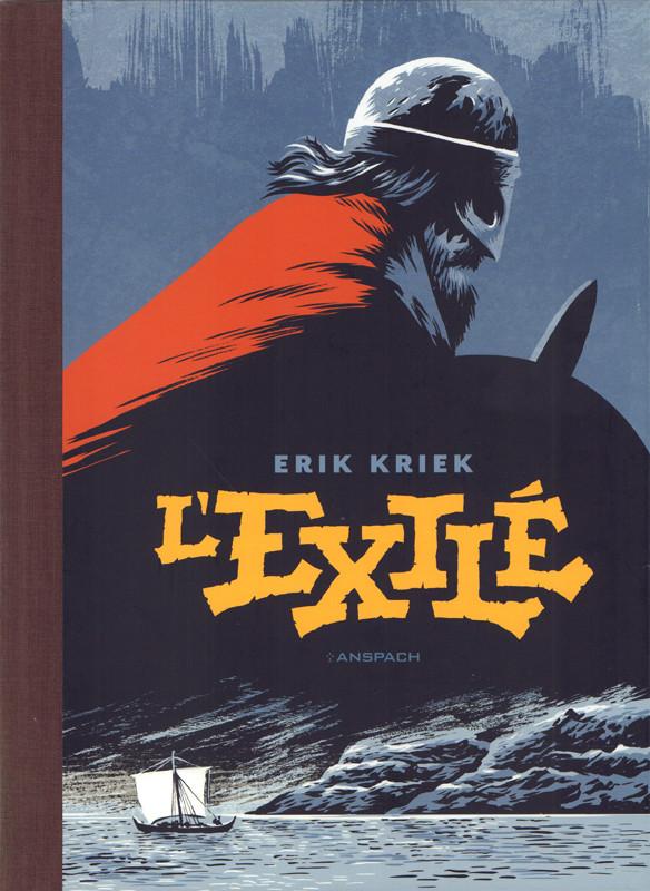 Couverture de L'exilé - L'Exilé