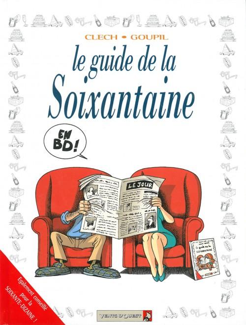 Couverture de Le guide -25- Le guide de la soixantaine