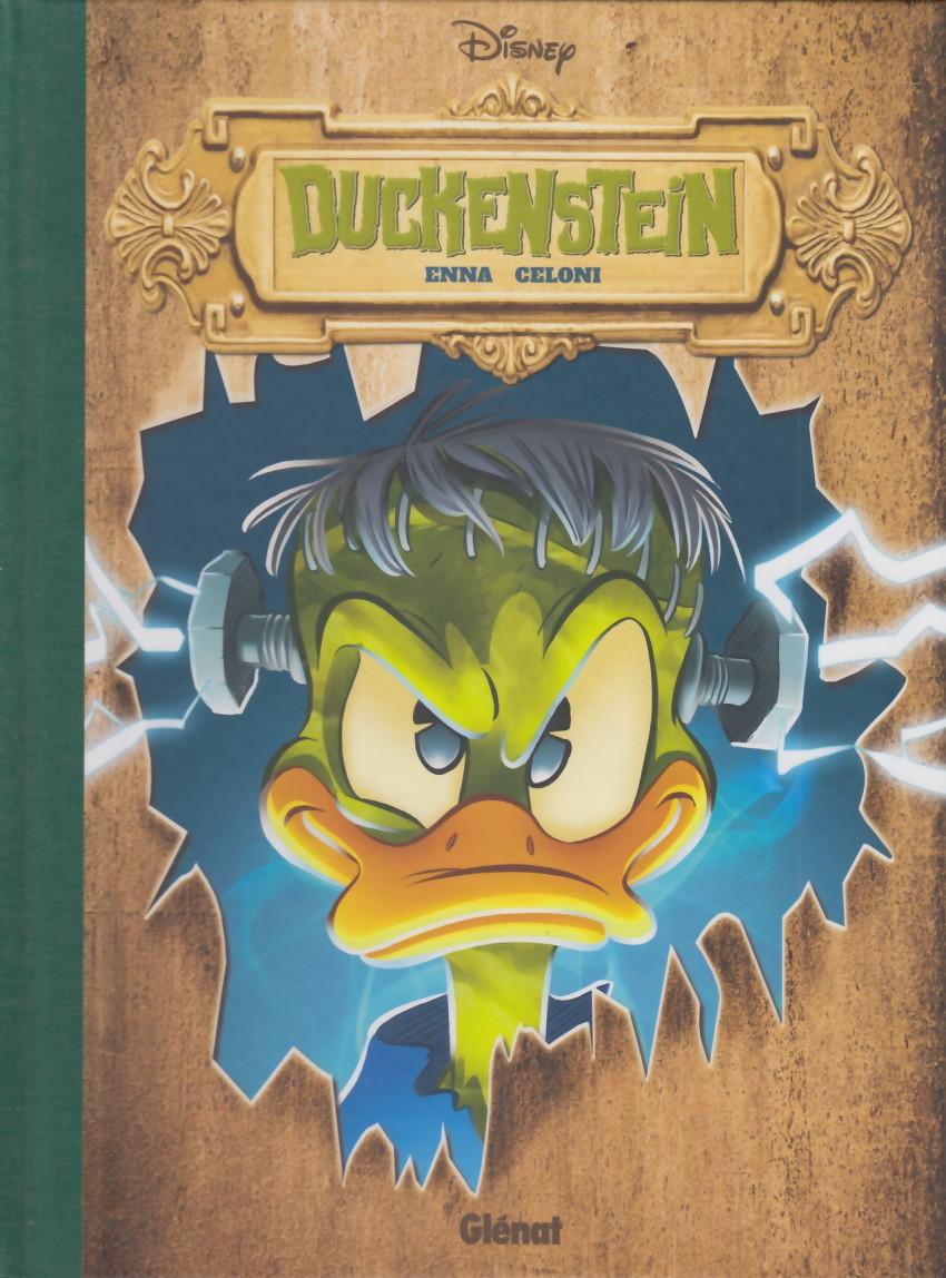 Couverture de Mickey (collection Disney / Glénat) -HS04- Duckenstein