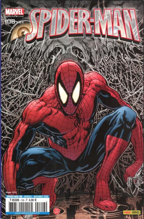 Couverture de Spider-Man (Marvel France 2e série - 2000) -106- Un monstre à manhattan