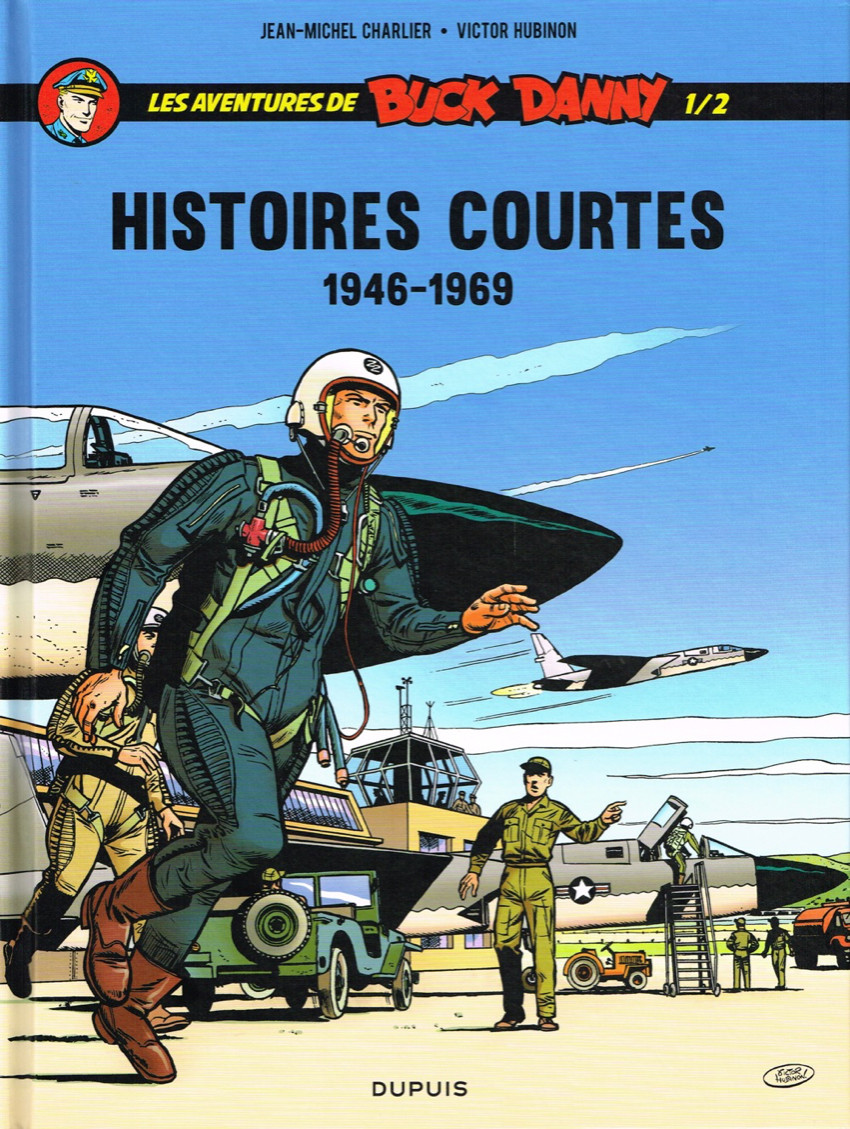 Couverture de Buck Danny -HS1- Histoires courtes - 1946-1969