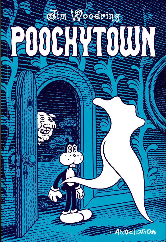 Couverture de Frank -7- Poochytown
