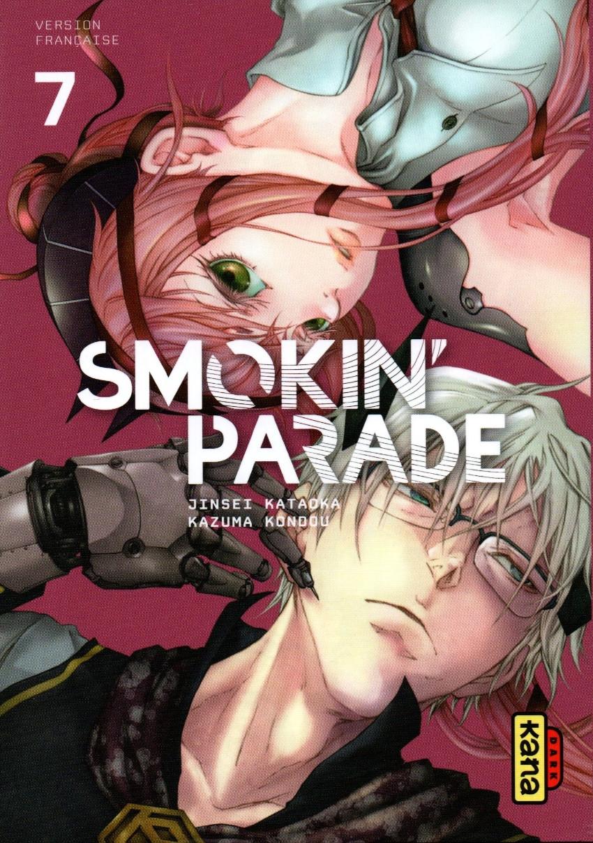 Couverture de Smokin' parade -7- Tome 7