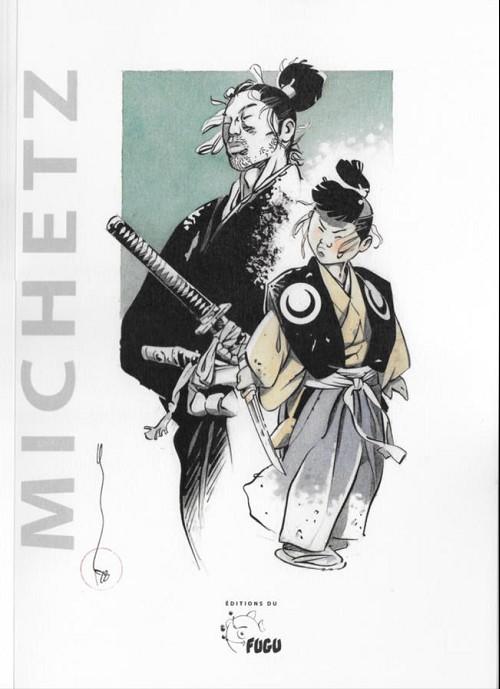 Couverture de (AUT) Michetz -3- Ronin 1