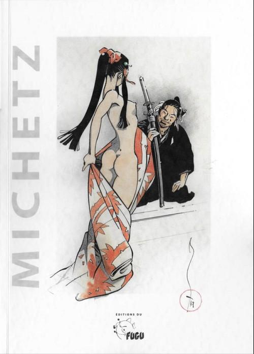 Couverture de (AUT) Michetz -5- Ronin 3