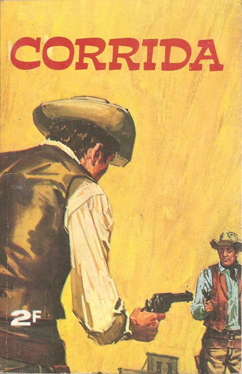 Couverture de Corrida (Editions de Poche) -3- La mort frappe à El Paso
