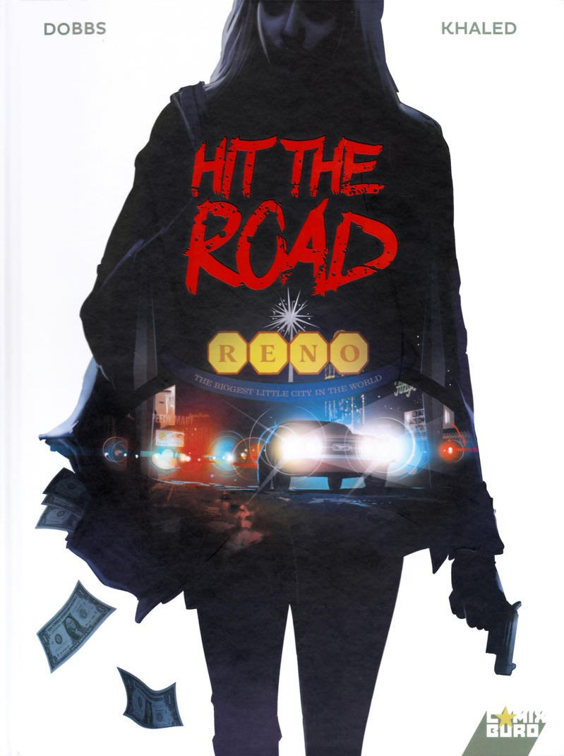 Couverture de Hit the Road