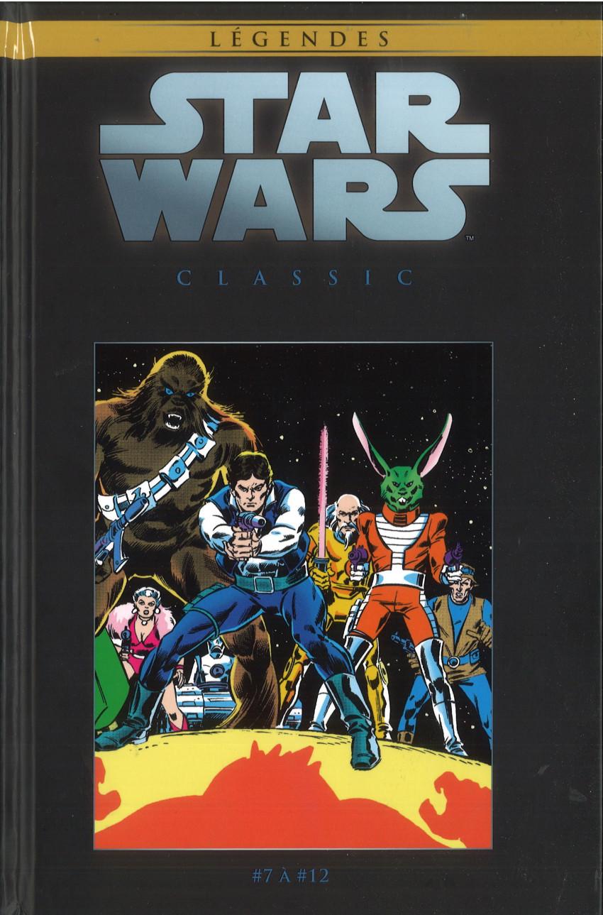 Couverture de Star Wars - Légendes - La Collection (Hachette) -117117- Star Wars Classic - #7 à #12