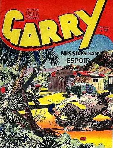 Couverture de Garry (sergent) (Imperia) (1re série grand format - 1 à 189) -117- Mission sans espoir