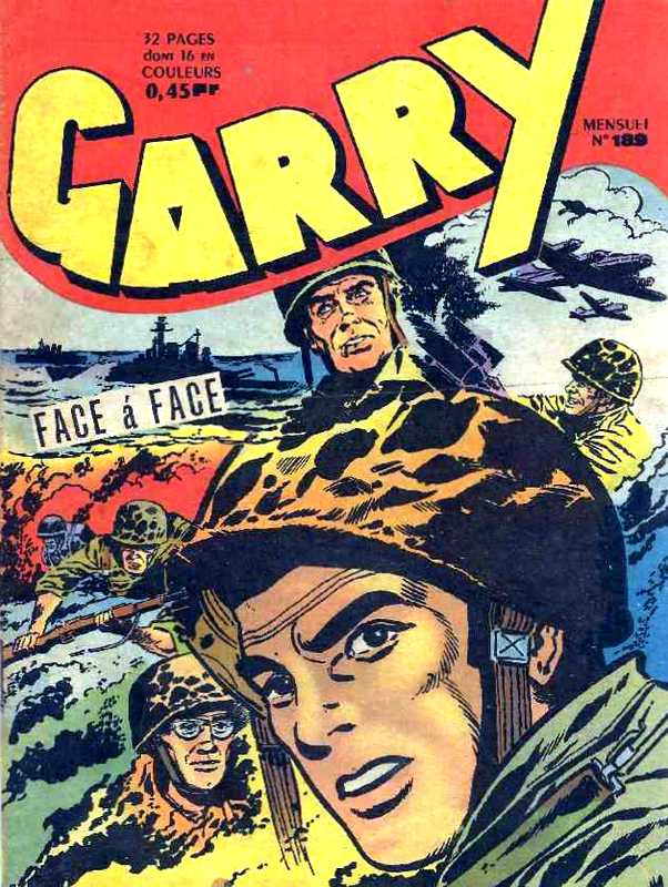 Couverture de Garry (sergent) (Imperia) (1re série grand format - 1 à 189) -189- Face à face