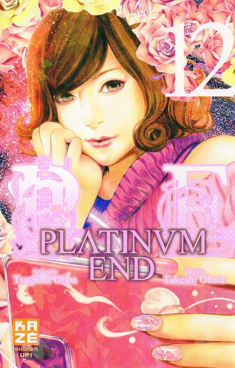 Couverture de Platinum End -12- Tome 12