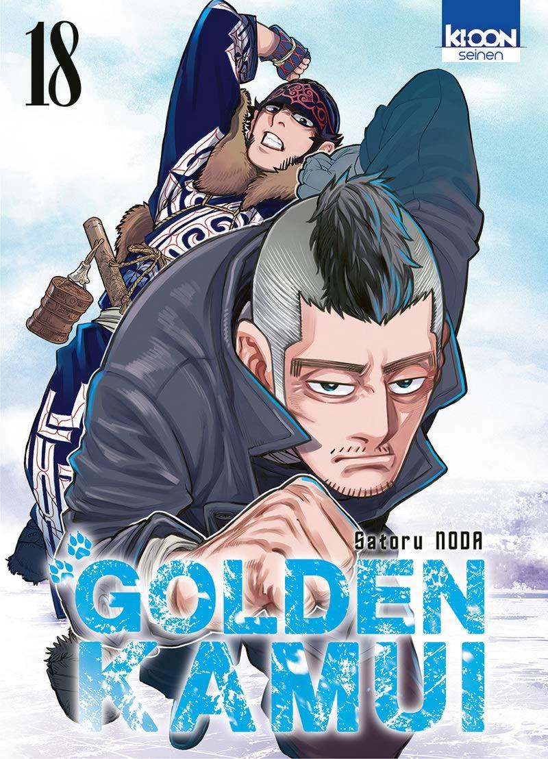 Couverture de Golden Kamui -18- Tome 18