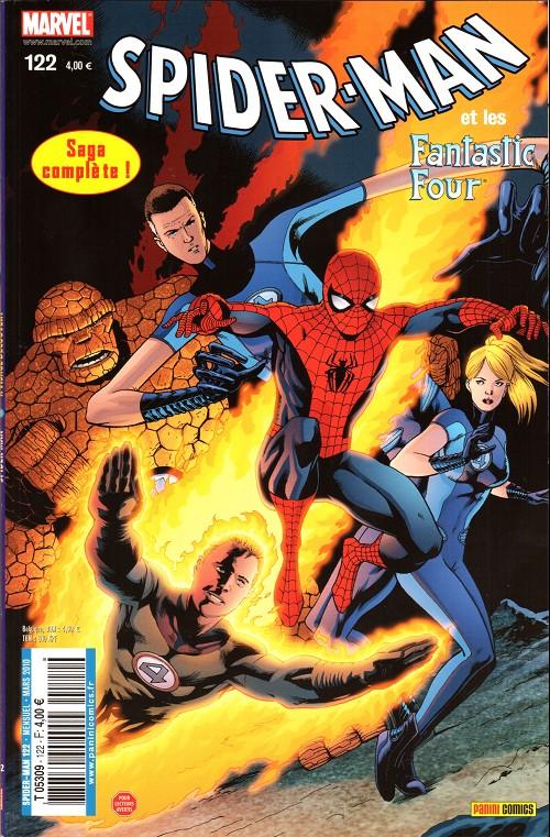 Couverture de Spider-Man (Marvel France 2e série - 2000) -122- A visage découvert