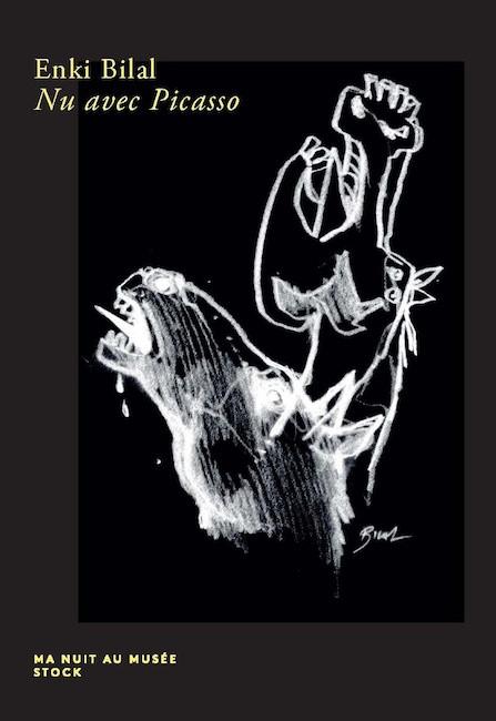 Couverture de (AUT) Bilal - Nu avec Picasso
