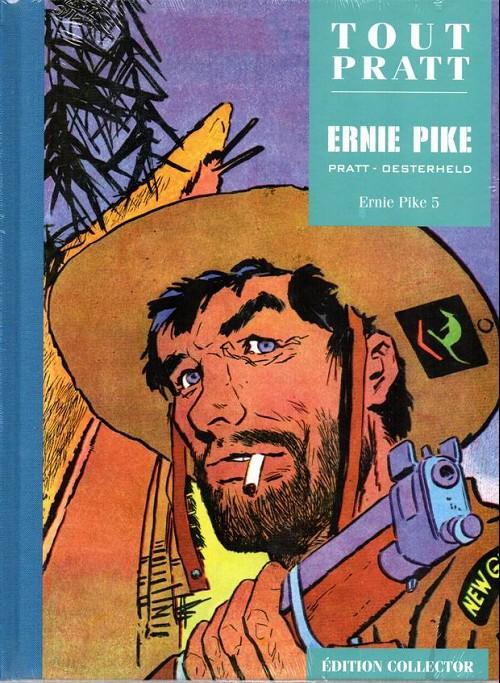 Couverture de Tout Pratt (collection Altaya) -38- Ernie Pike 5