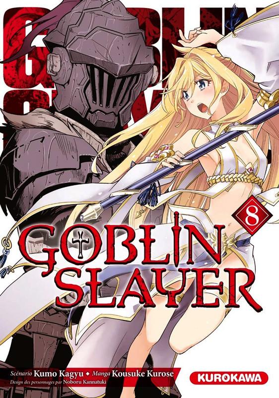 Couverture de Goblin Slayer -8- Tome 8