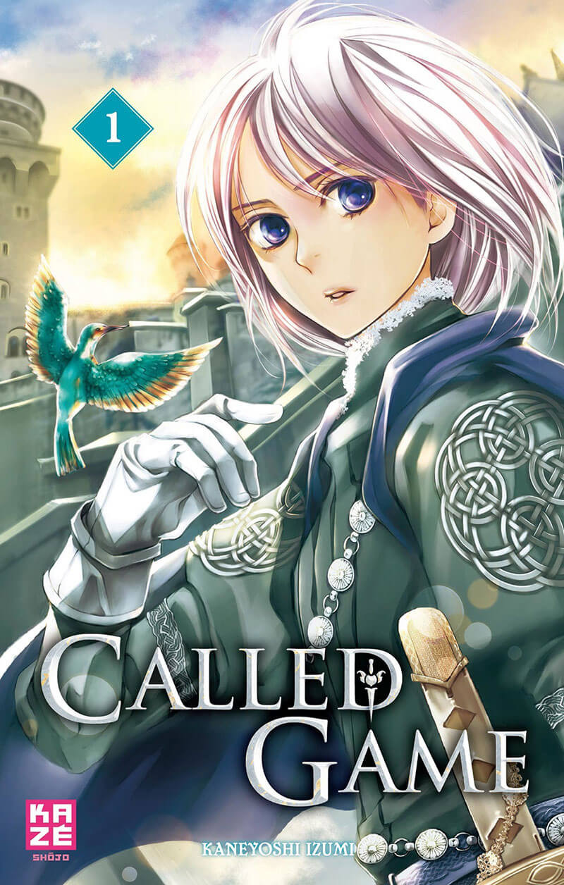 Couverture de Called game -1- Tome 1
