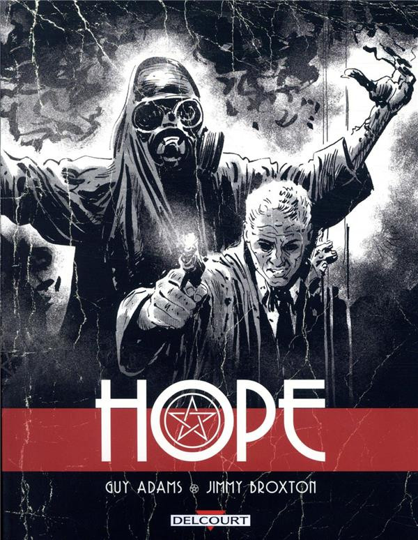 Couverture de Hope