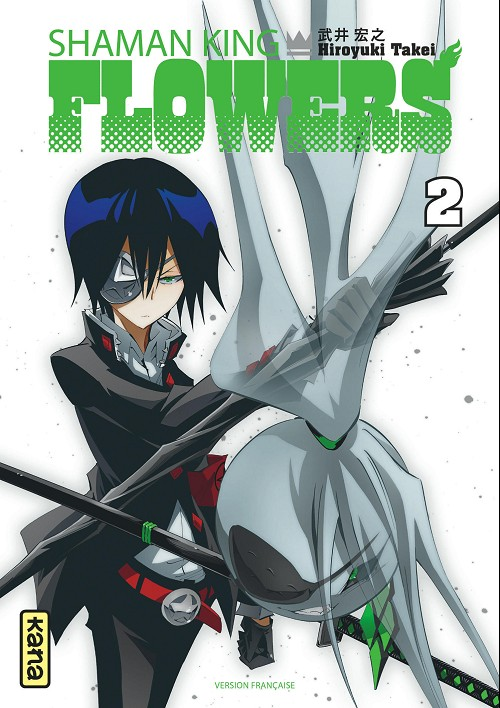 Couverture de Shaman King Flowers -2- Tome 2