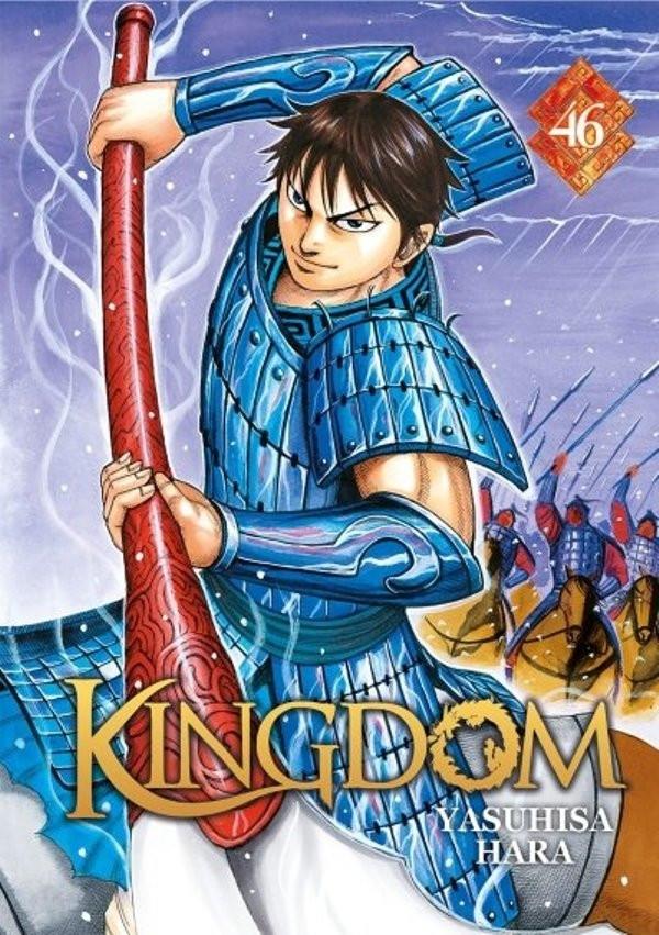 Couverture de Kingdom -46- Tome 46
