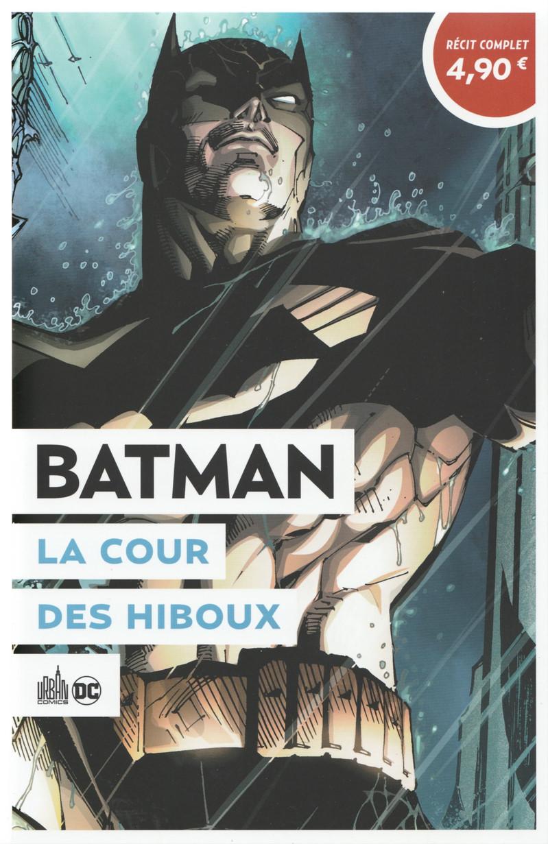 Couverture de Le meilleur de DC Comics -2- Batman : La cour des hiboux