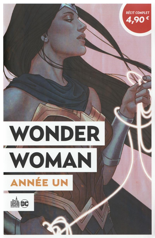 Couverture de Le meilleur de DC Comics -4- Wonder Woman : Année un