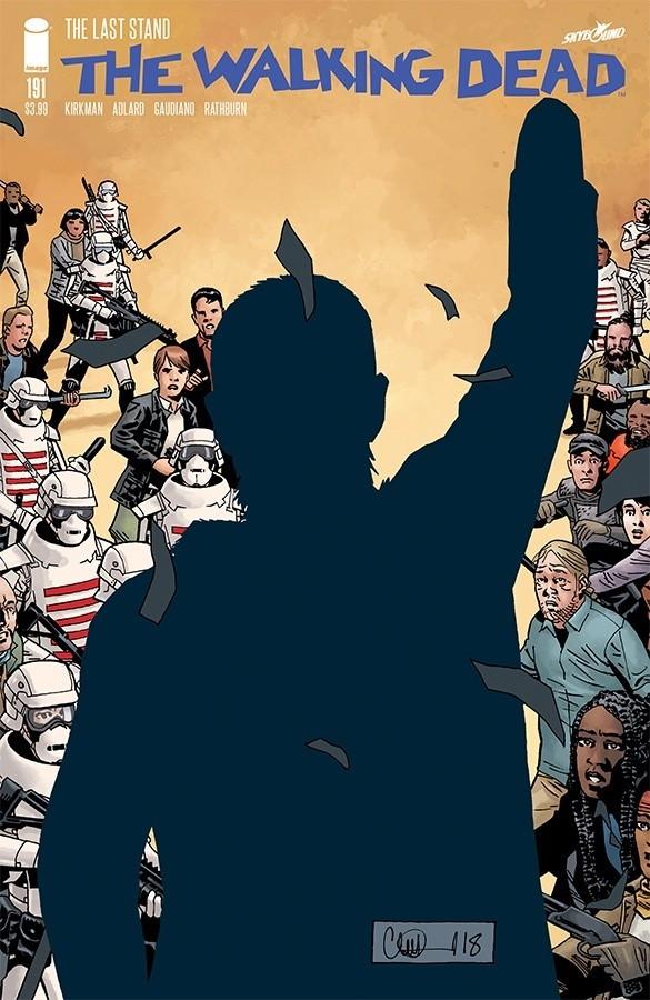 Couverture de Walking Dead (The) (2003) -191- The Last Stand
