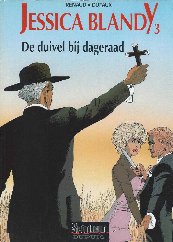 Couverture de Jessica Blandy (en néerlandais) -3- De duivel bij dageraad