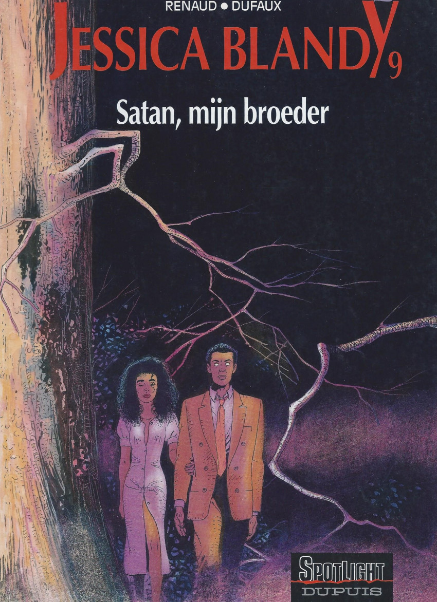 Couverture de Jessica Blandy (en néerlandais) -9- Satan, mijn broeder