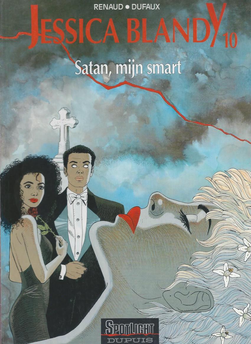 Couverture de Jessica Blandy (en néerlandais) -10- Satan, mijn smart