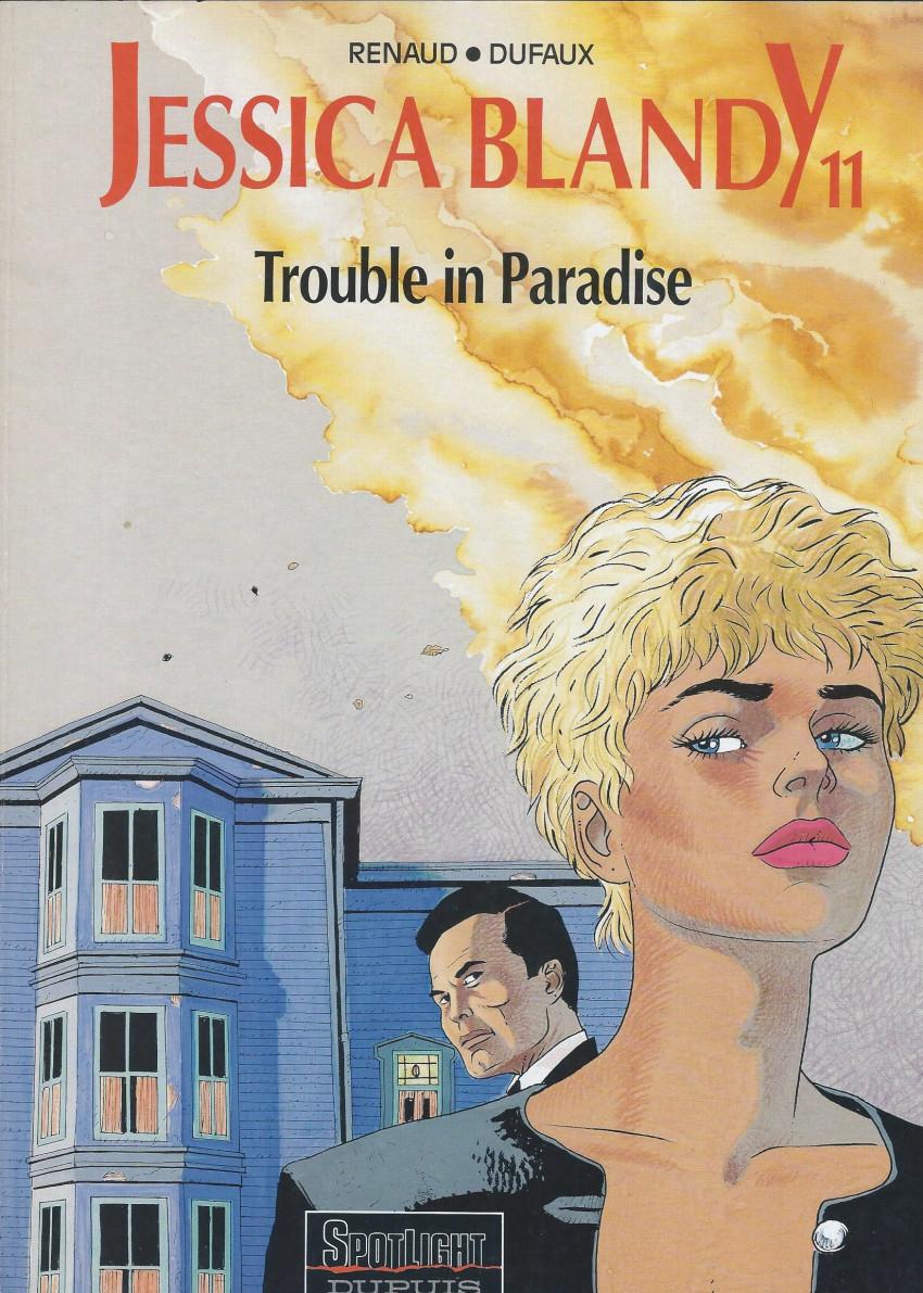 Couverture de Jessica Blandy (en néerlandais) -11- Trouble in Paradise